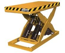 ECOA HEAVY DUTY HYDRAULIC SCISSOR LIFT TABLES